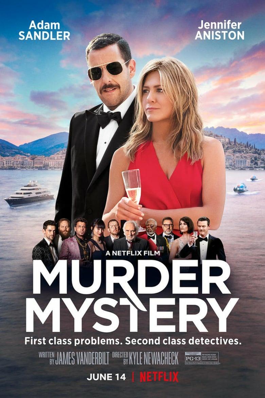 Murder Mystery kapak