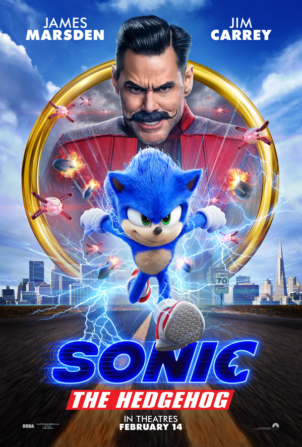 Sonic the Hedgehog kapak