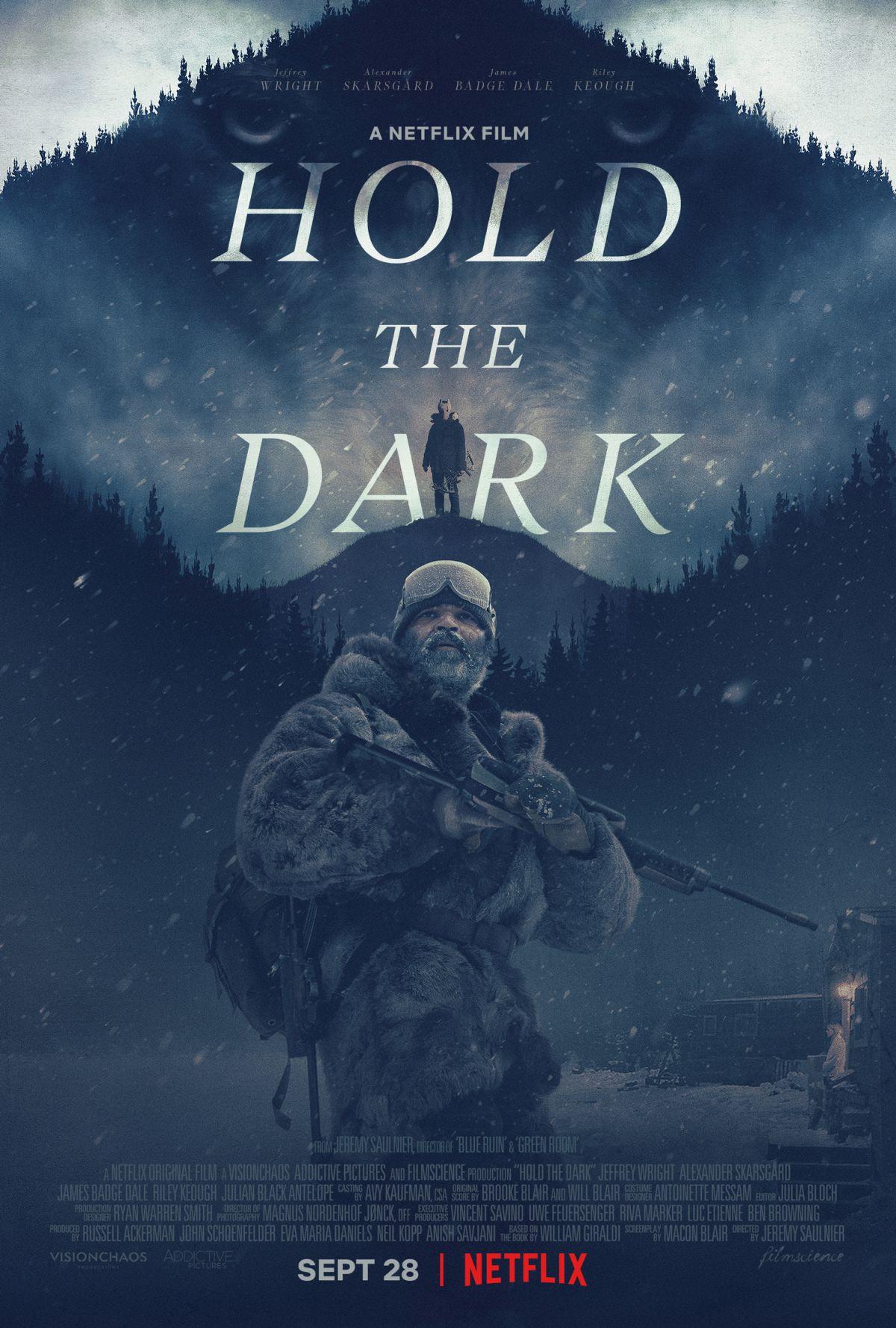 Hold the Dark kapak