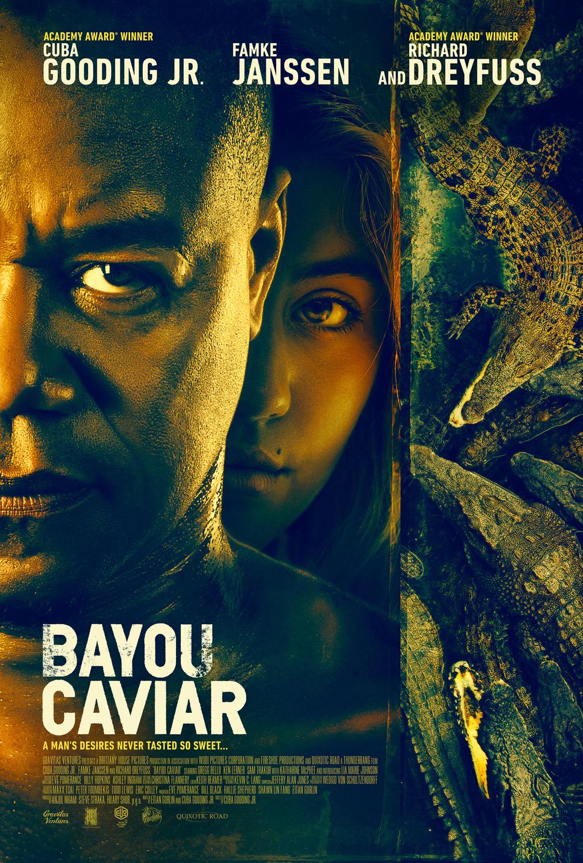 Bayou Caviar kapak
