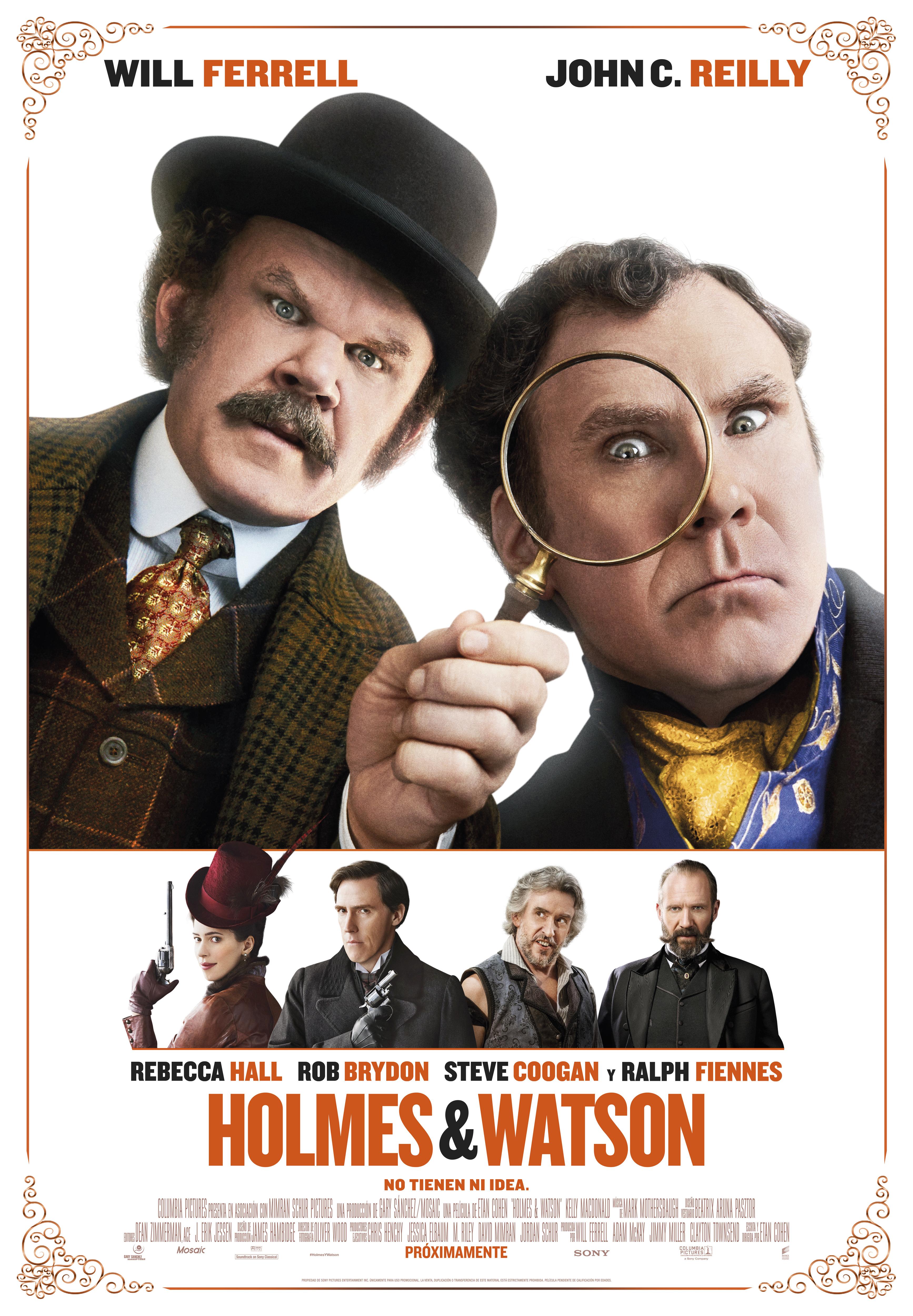 Holmes & Watson kapak