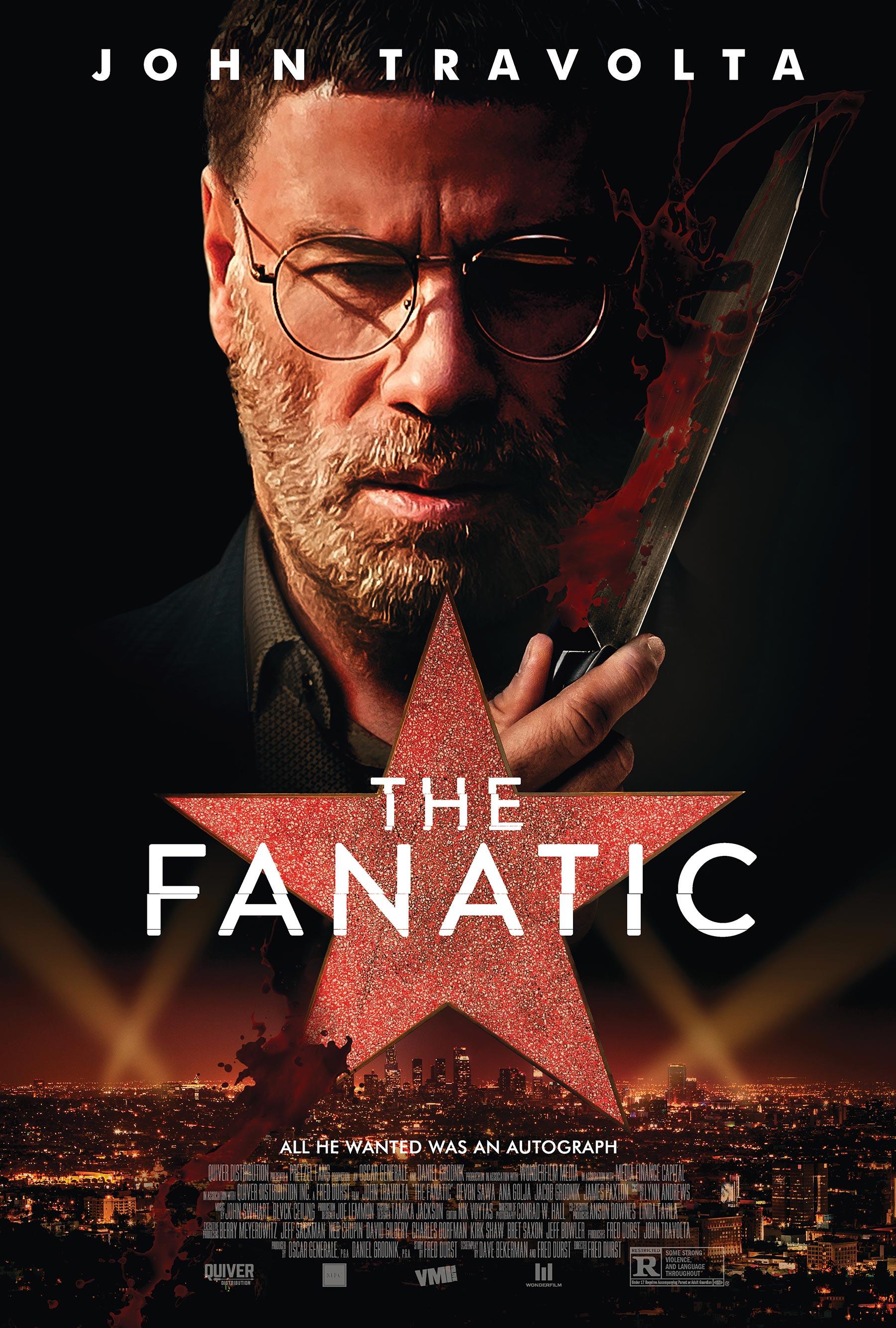 The Fanatic kapak