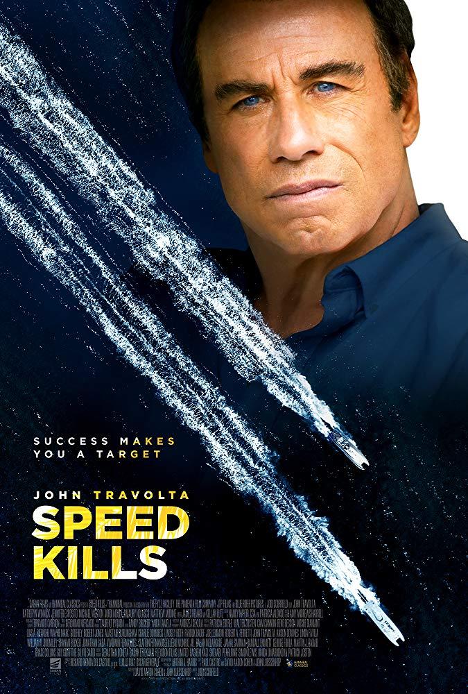 Speed Kills kapak