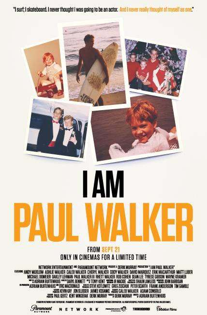 I Am Paul Walker kapak