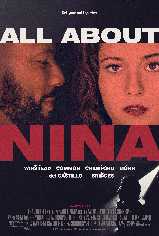All About Nina kapak