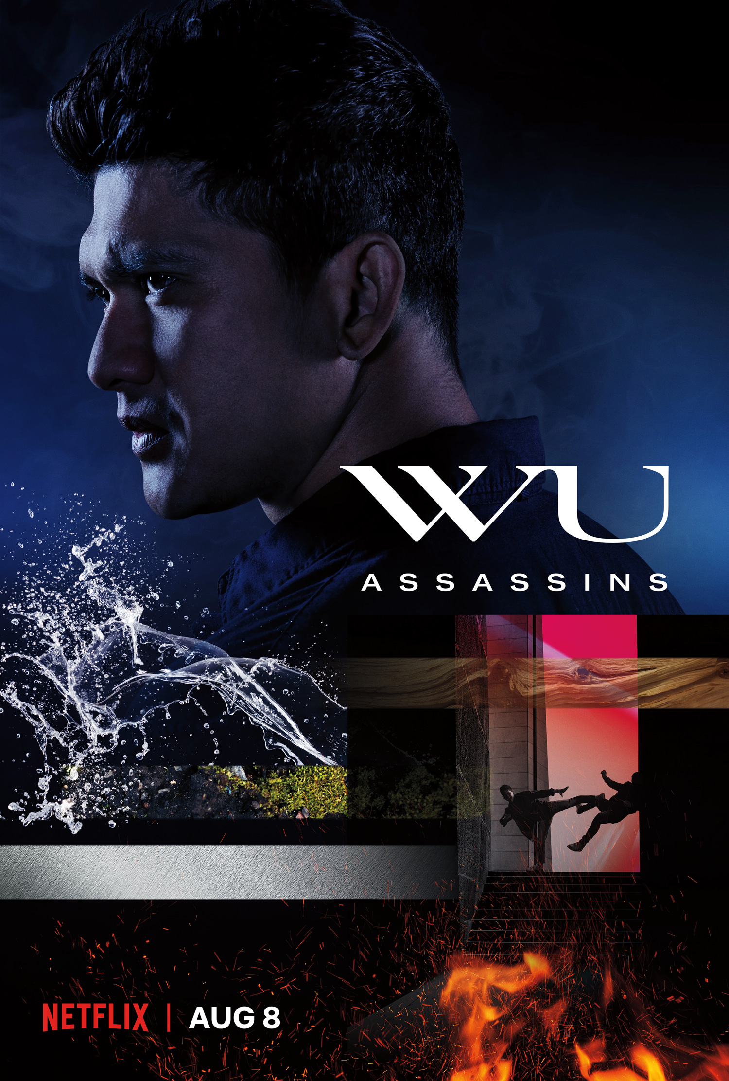Wu Assassins kapak