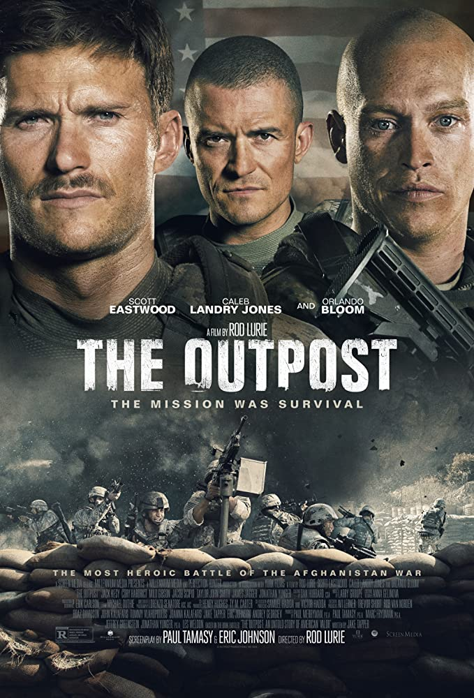 The Outpost kapak