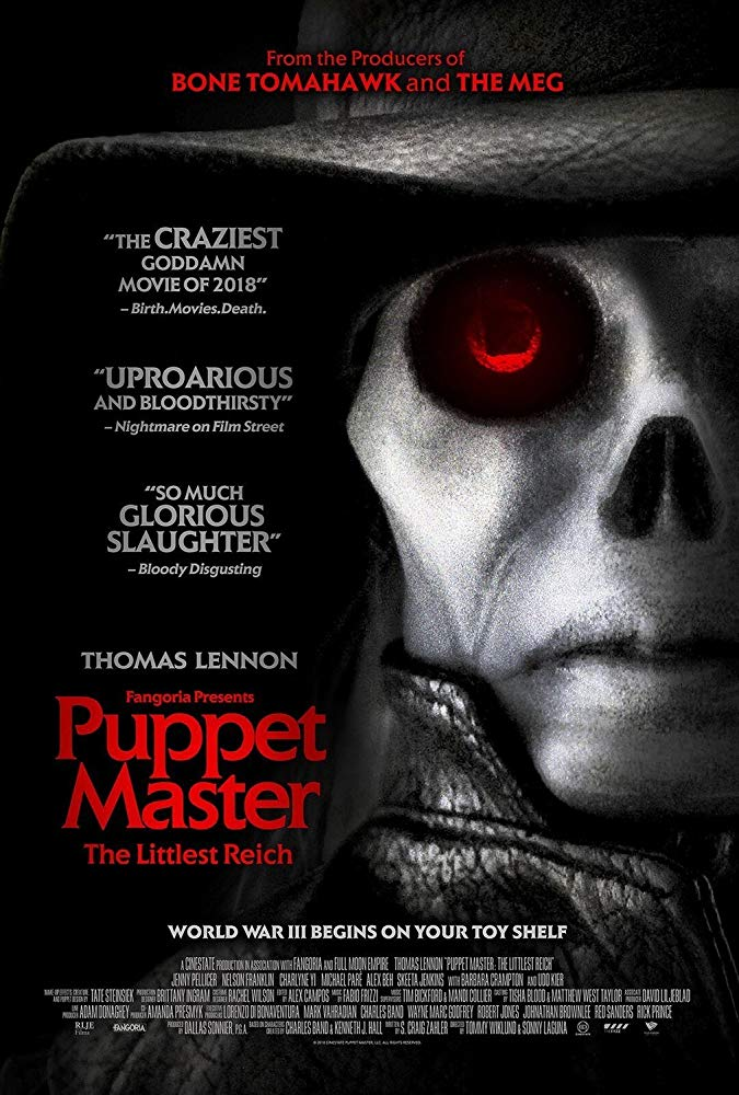 Puppet Master: The Littlest Reich kapak