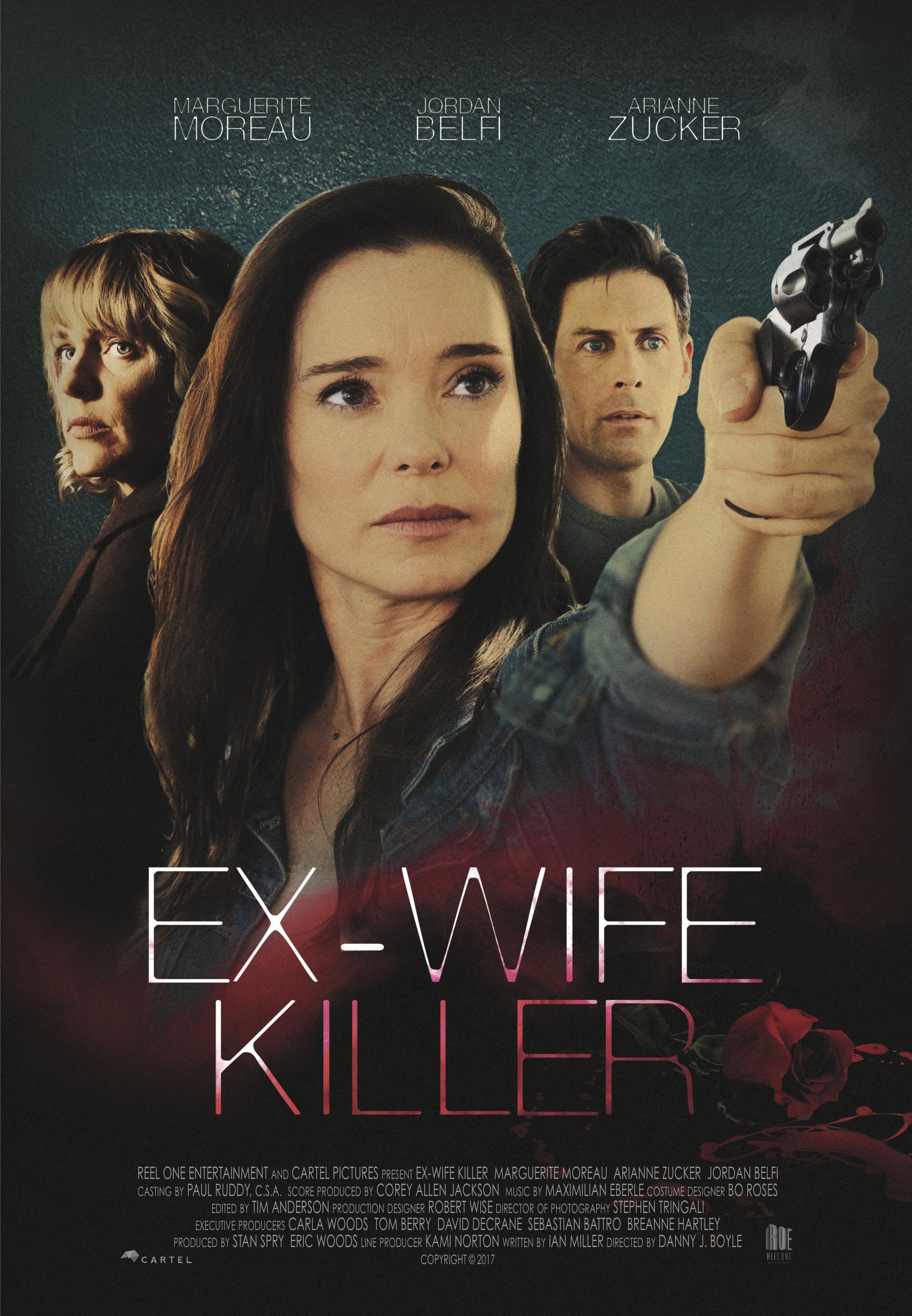 Ex-Wife Killer kapak