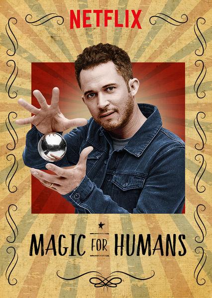Magic for Humans kapak