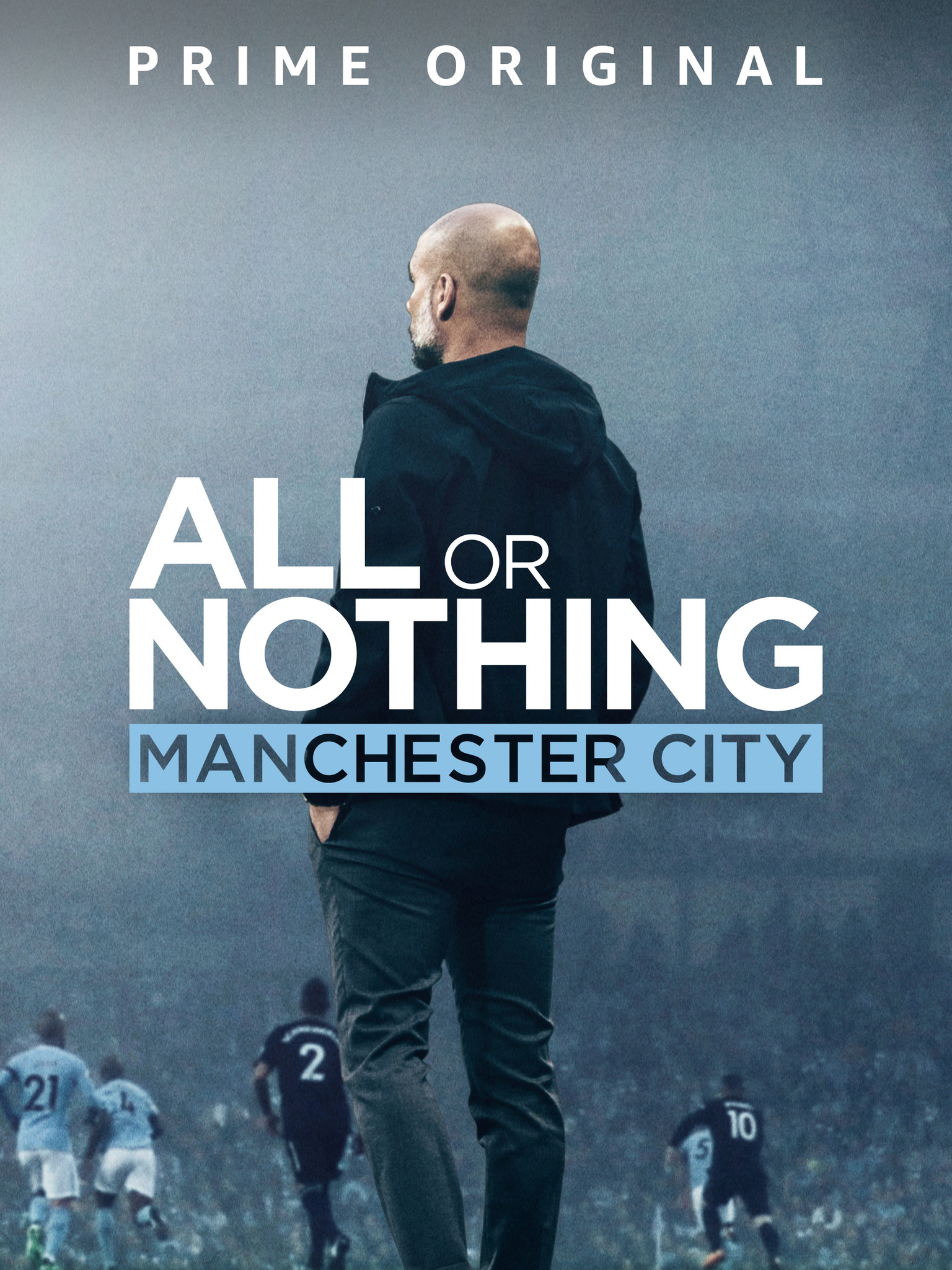 All or Nothing: Manchester City kapak