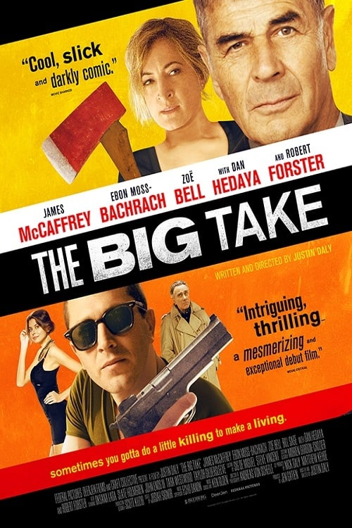 The Big Take kapak