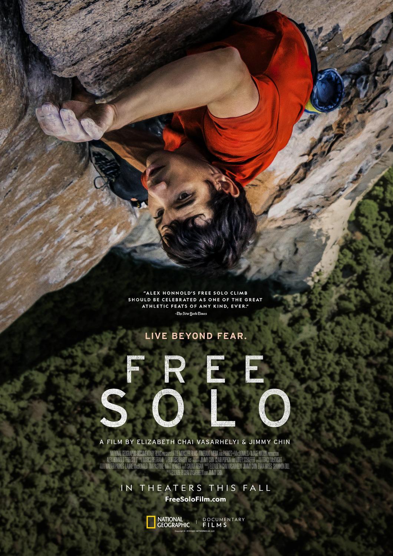 Free Solo kapak