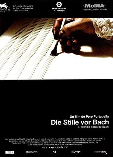 The Silence Before Bach kapak