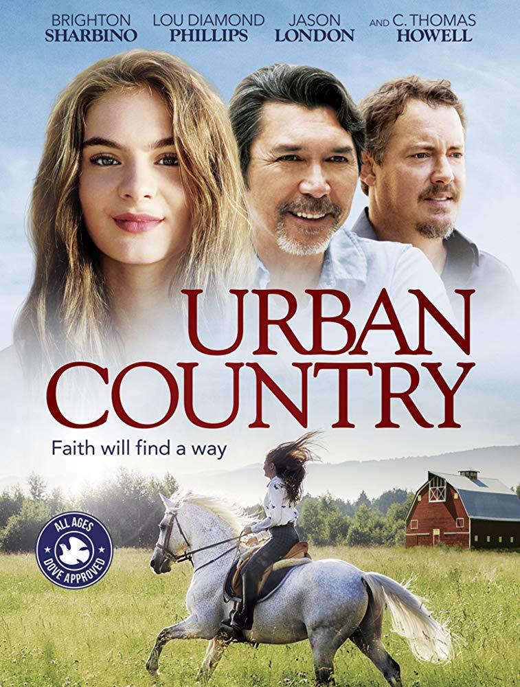 Urban Country kapak