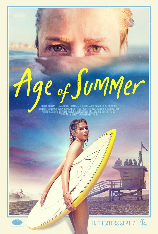 Age of Summer kapak