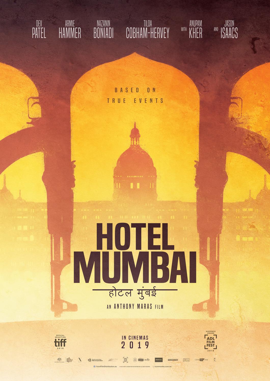 Hotel Mumbai kapak