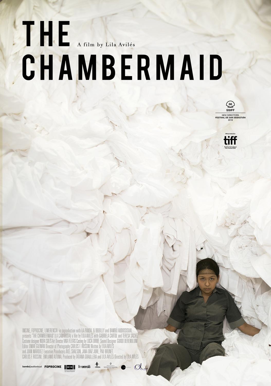 The Chambermaid kapak