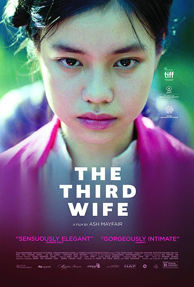 The Third Wife kapak