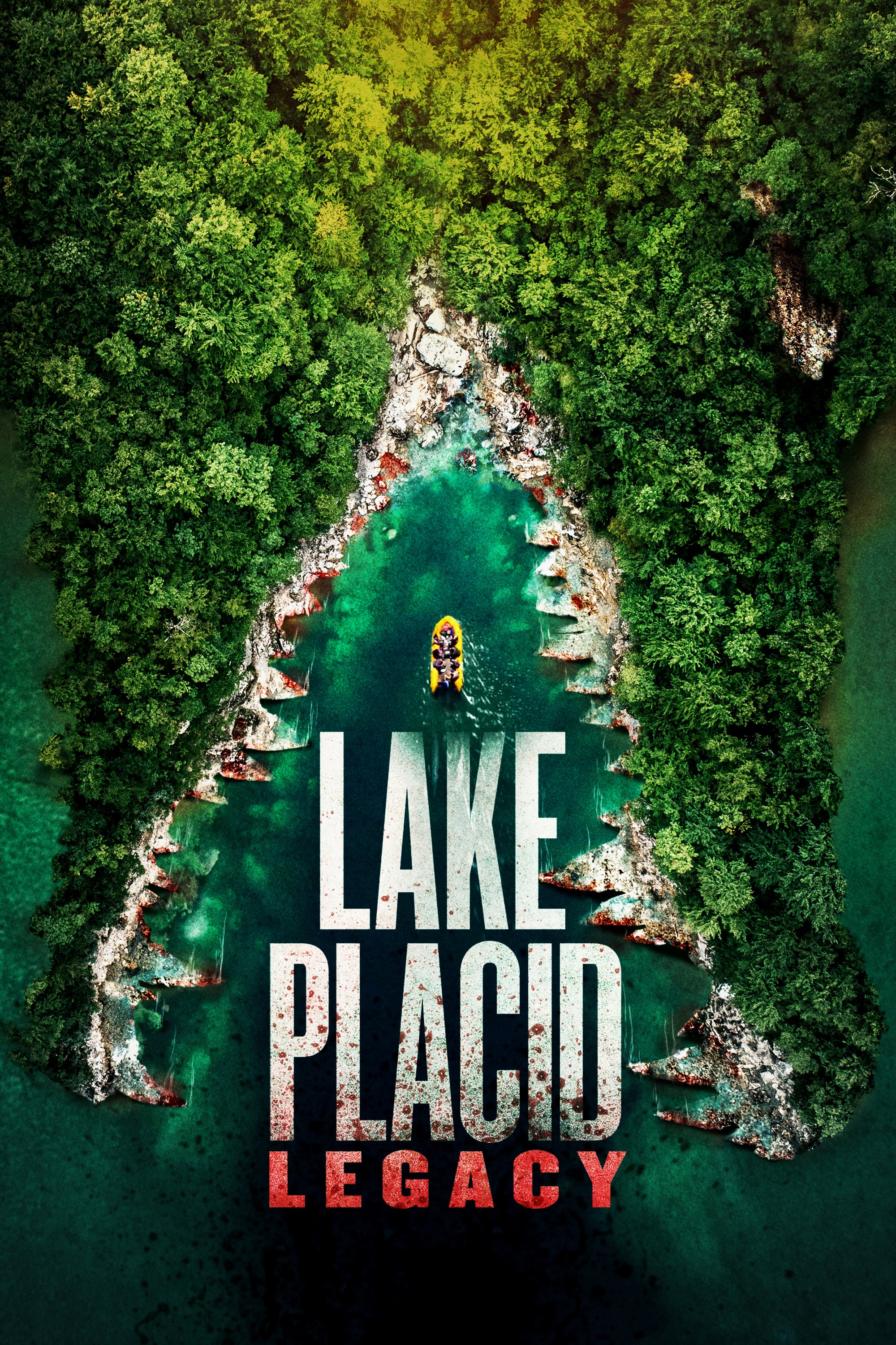 Lake Placid: Legacy kapak