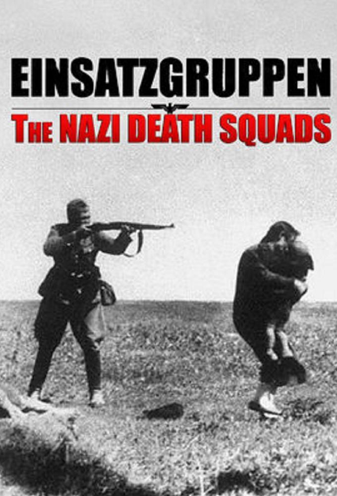 Nazi Death Squads kapak