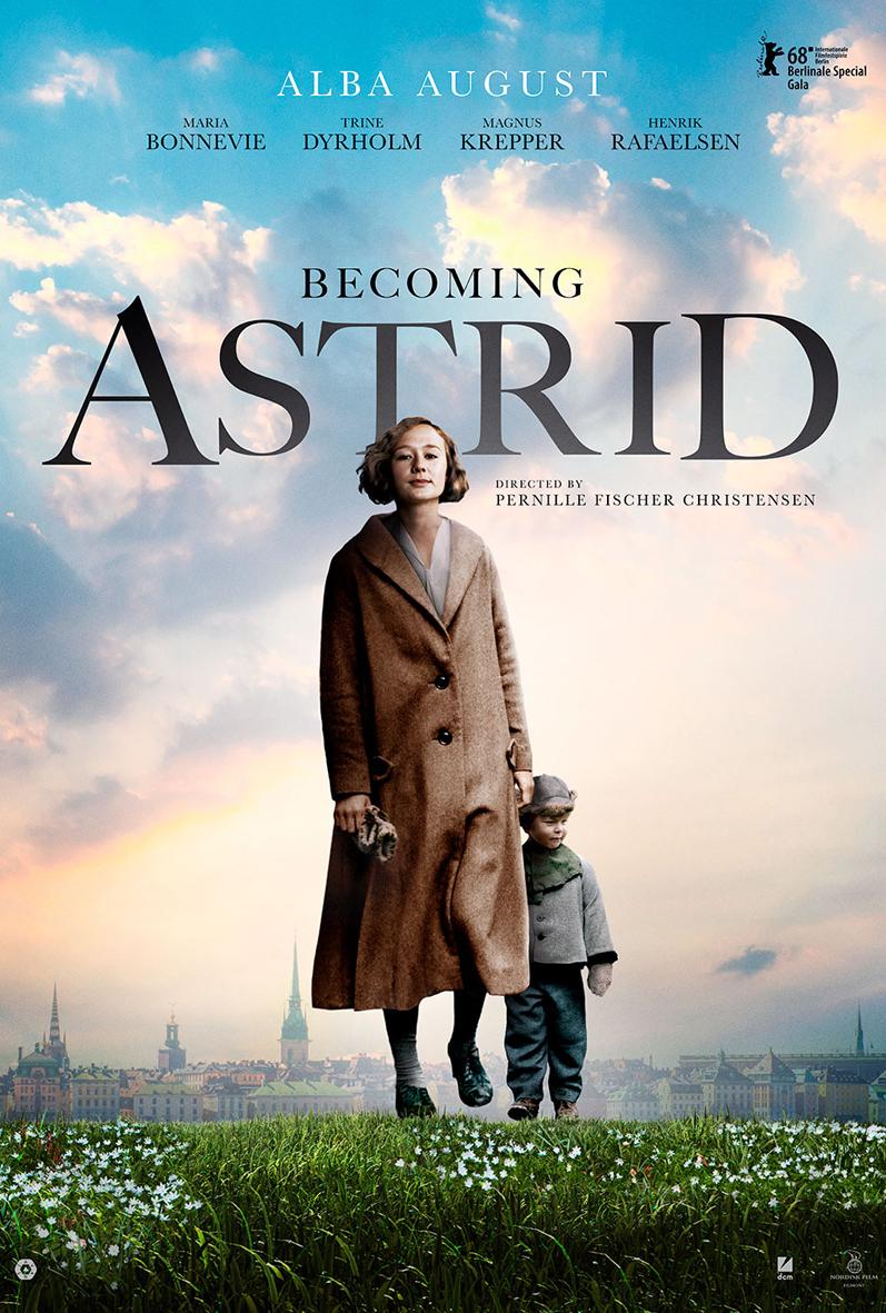 Becoming Astrid kapak
