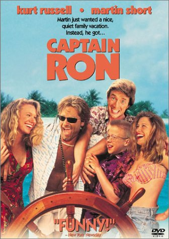 Captain Ron kapak
