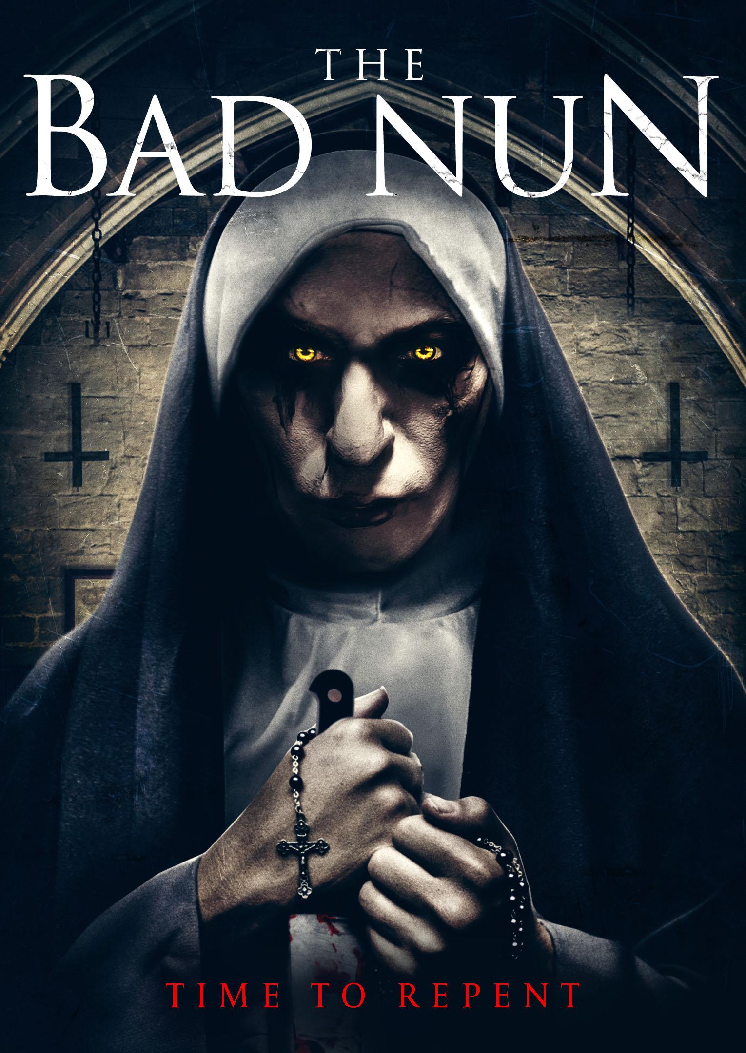 The Bad Nun kapak