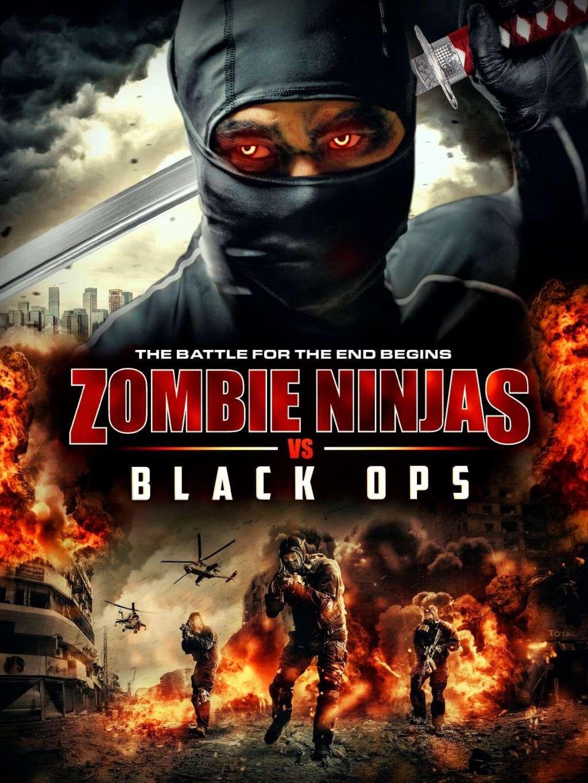 Zombie Ninjas vs Black Ops kapak