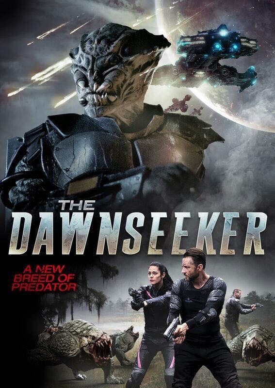The Dawnseeker kapak