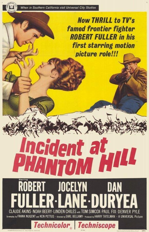 Incident at Phantom Hill kapak