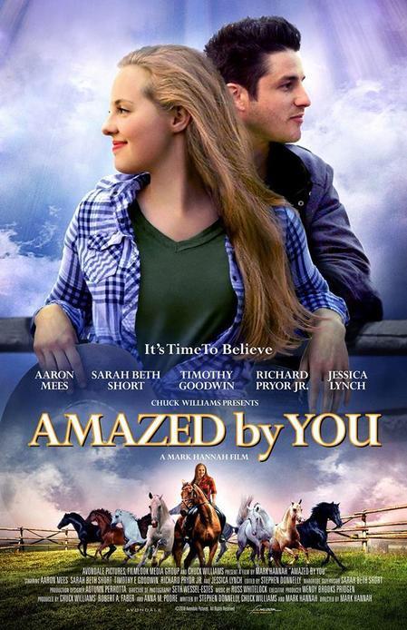 Amazed by You kapak