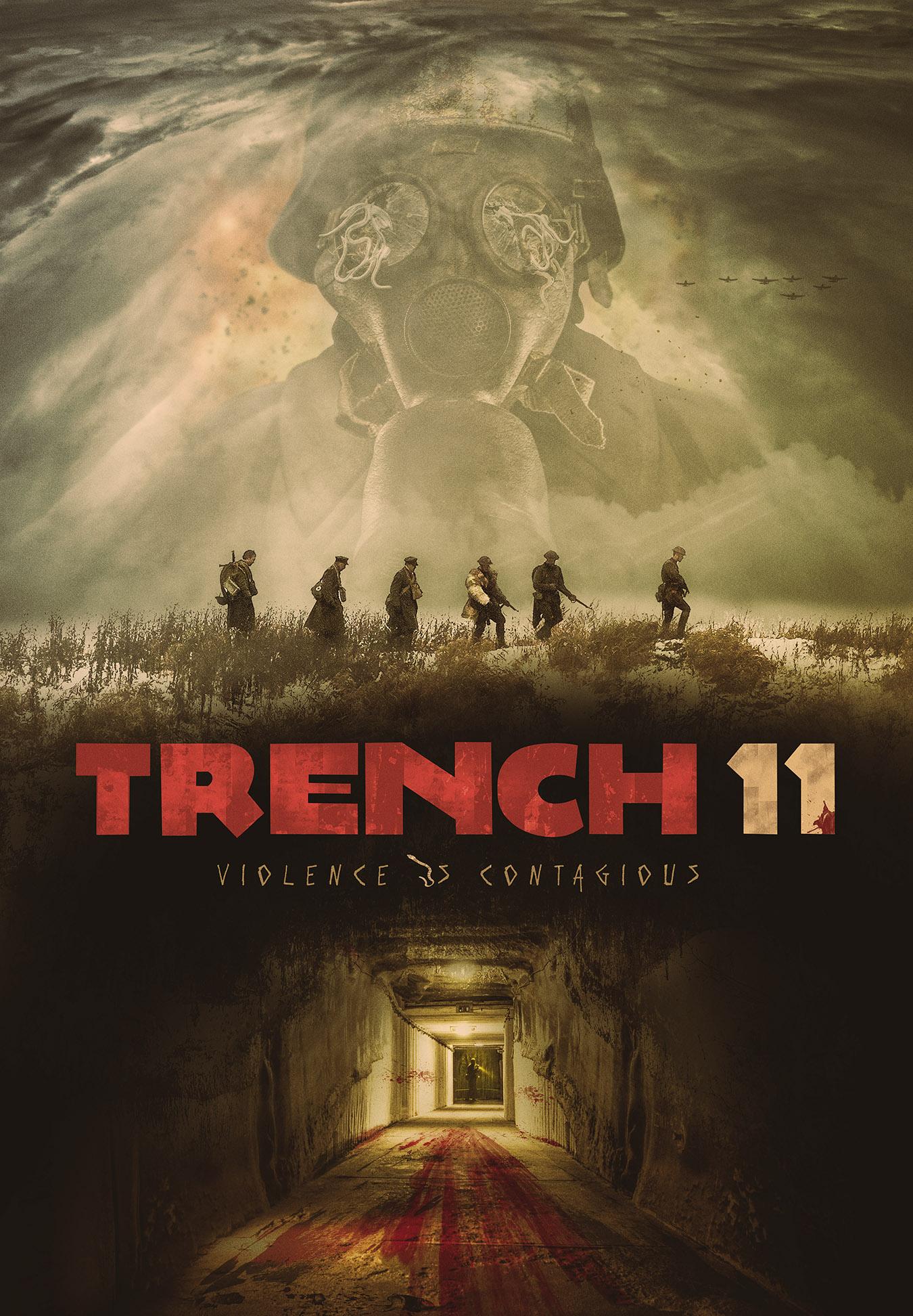Trench 11 kapak