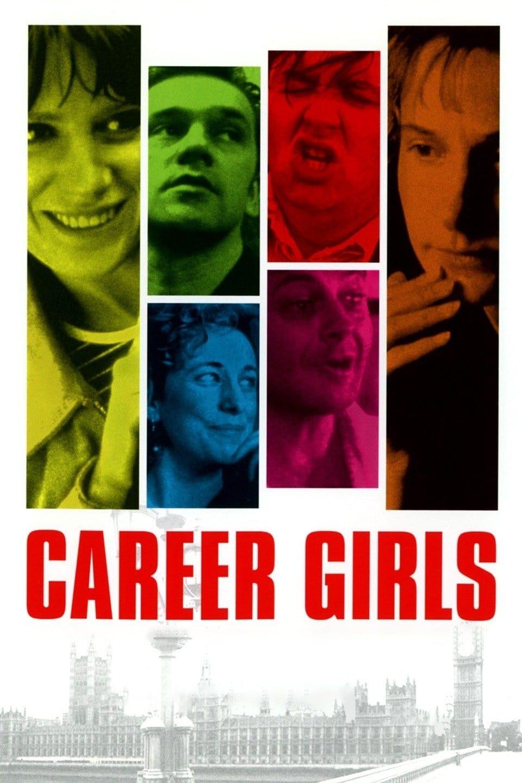 Career Girls kapak