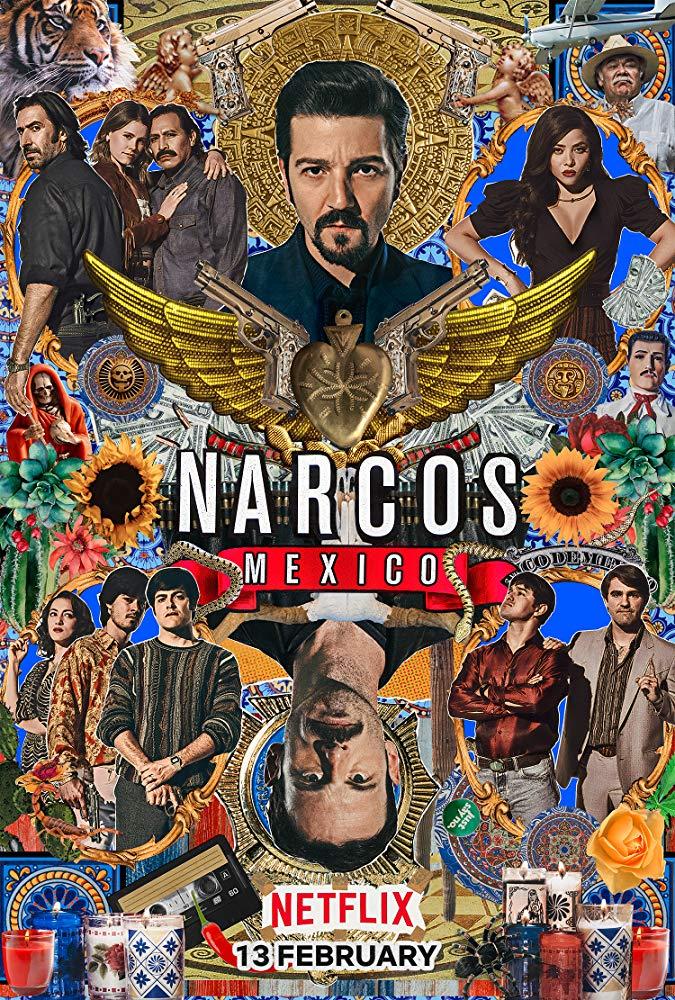 Narcos: Mexico kapak