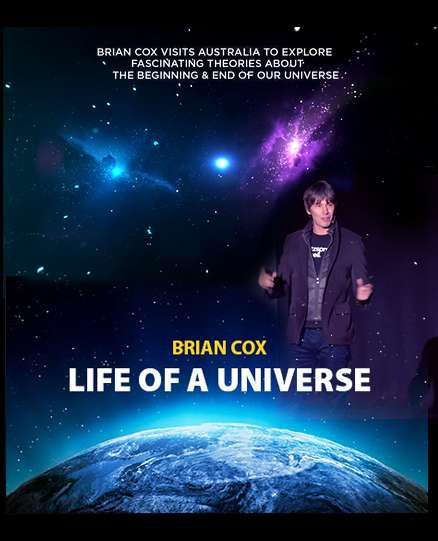 Life of a Universe kapak