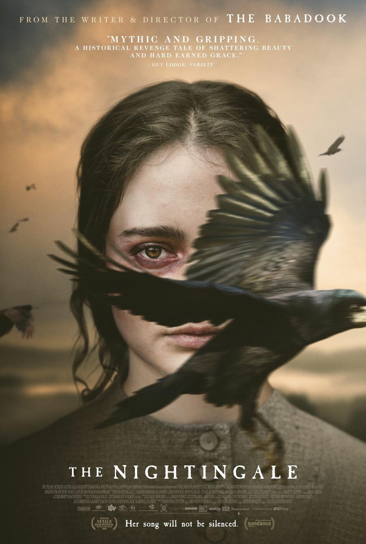 The Nightingale kapak