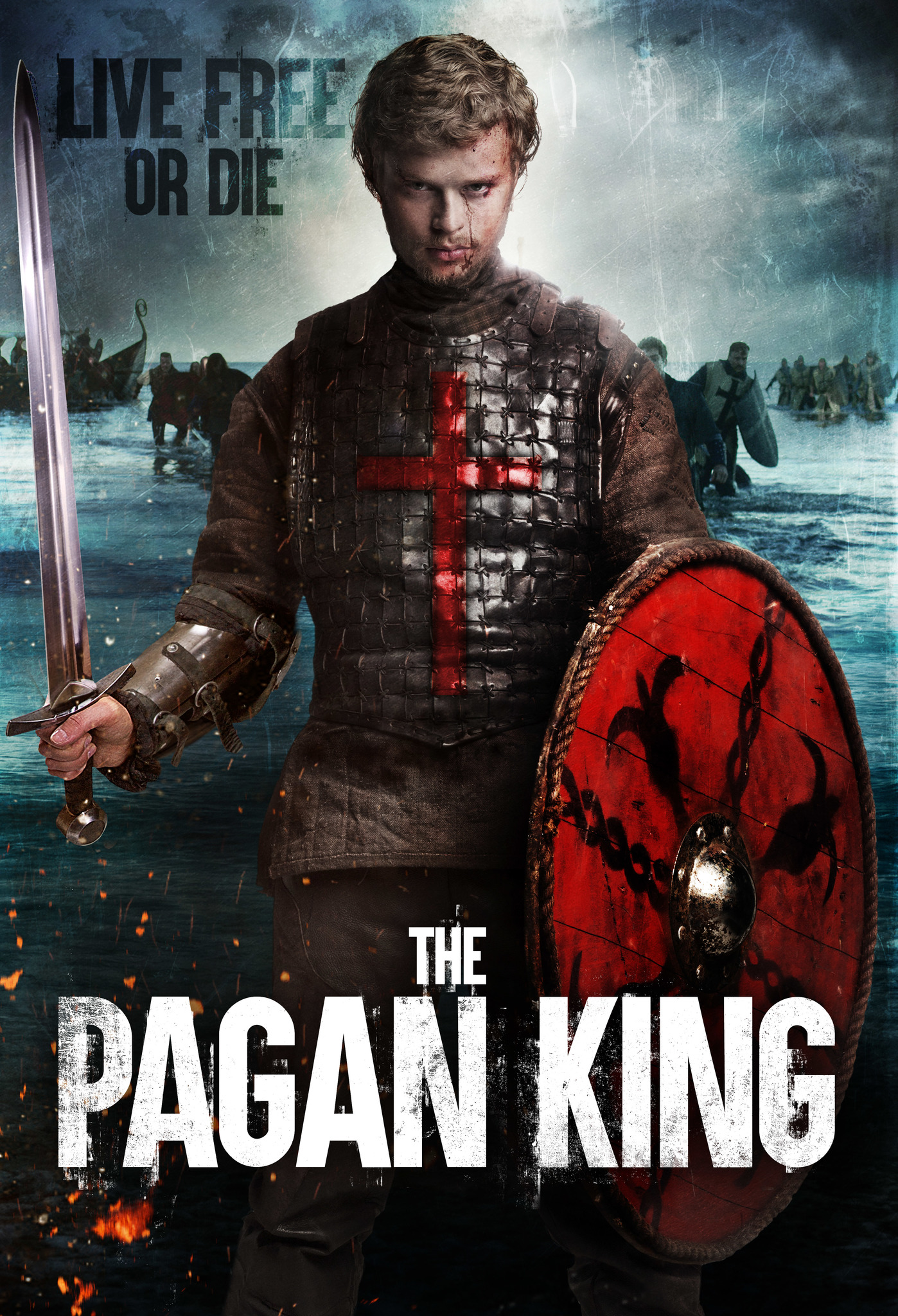 The Pagan King kapak