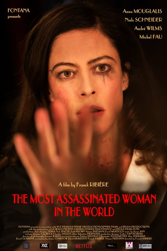 The Most Assassinated Woman in the World kapak