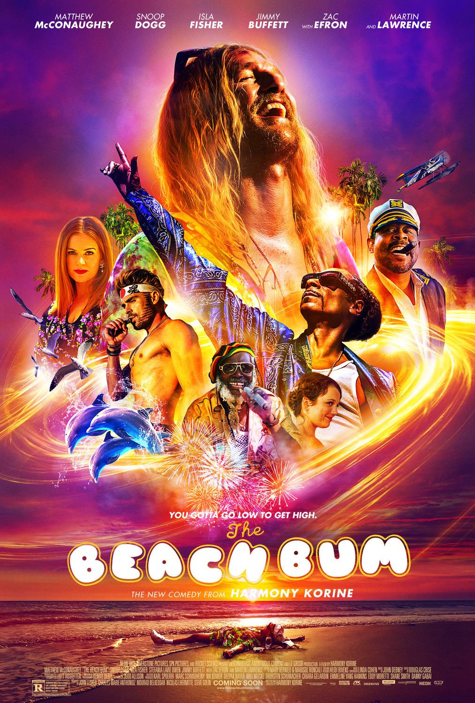 The Beach Bum kapak