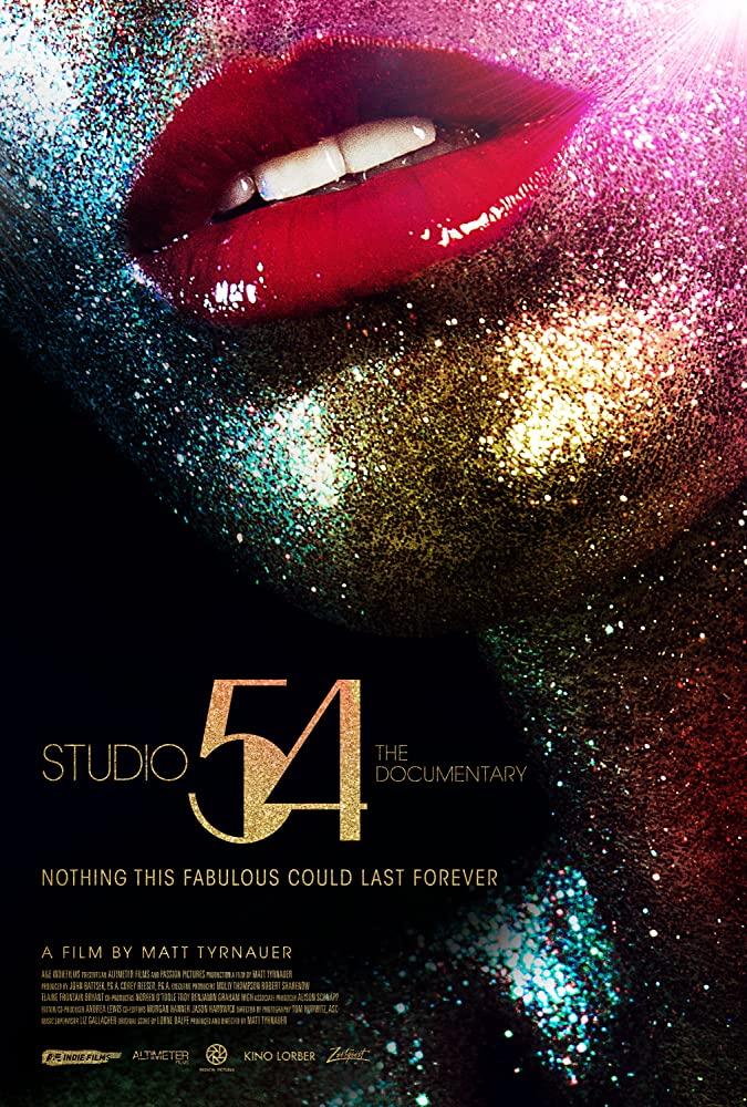Studio 54 kapak