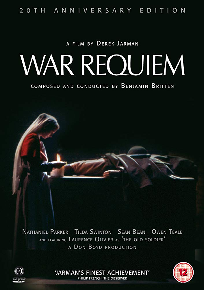 War Requiem kapak