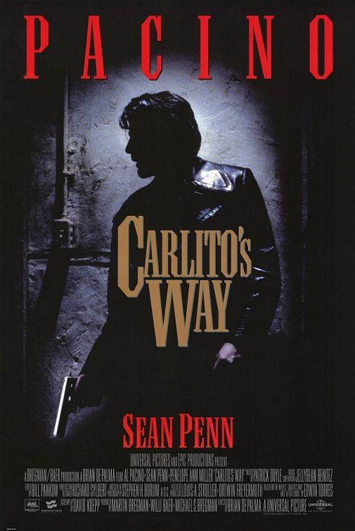Carlito's Way kapak