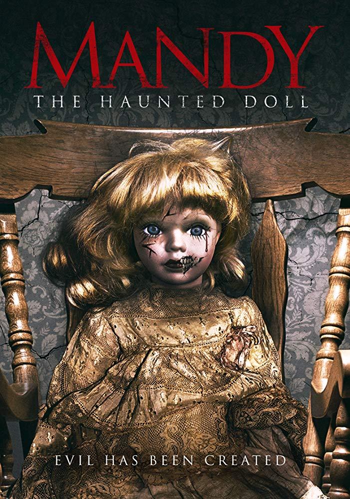 Mandy the Doll kapak