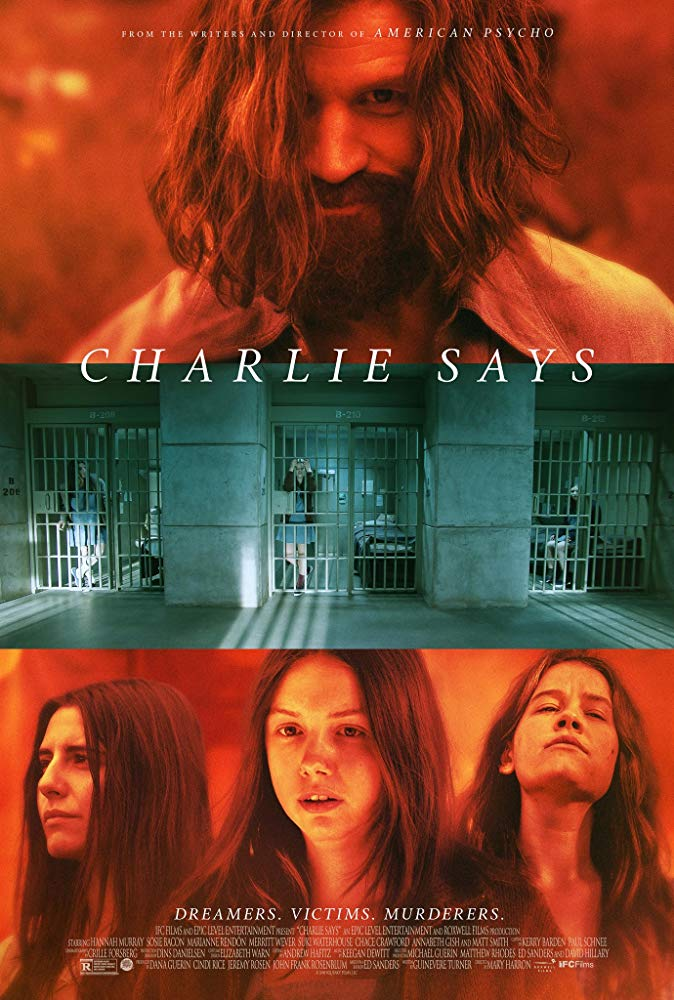 Charlie Says kapak