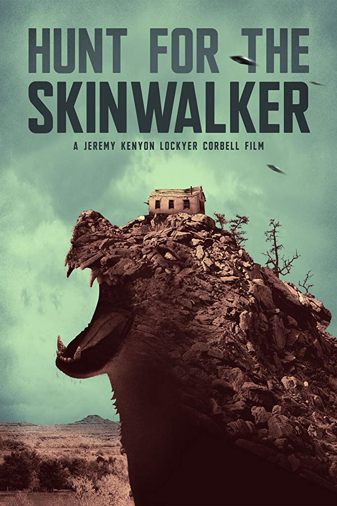 Hunt For The Skinwalker kapak