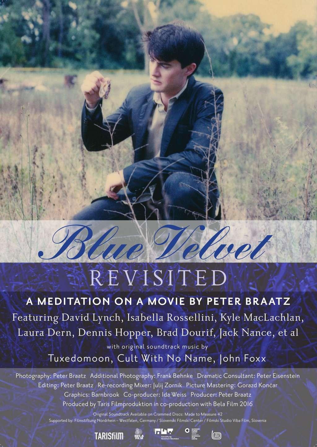 Blue Velvet Revisited kapak