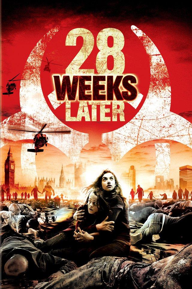 28 Weeks Later kapak