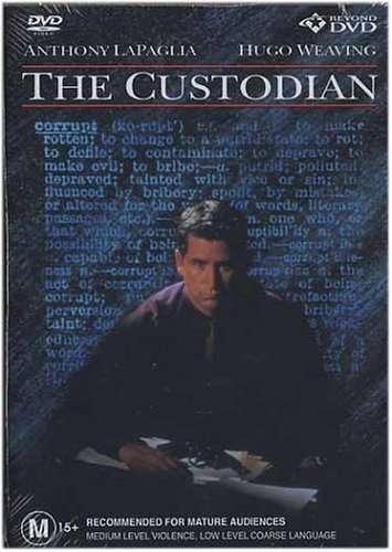 The Custodian kapak