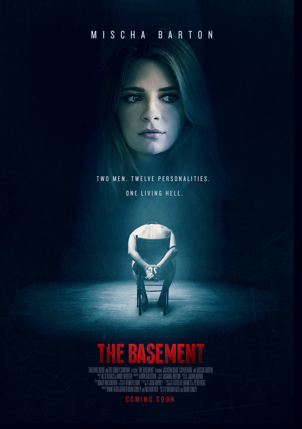 The Basement kapak